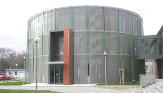 Library UKF Nitra - II. Stage, new building