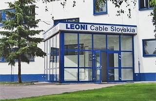 LEONI CABLE SLOVAKIA Stará Turá - production plant with administration, new building