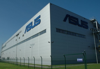 ASUS Ostrava – production hall with administration