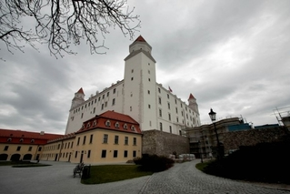 Reconstruction of the Castle Palace in Bratislava