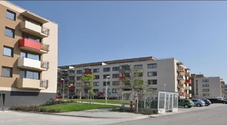 ZIPAVA Stupava II. - residential complex, new building